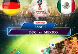Link Sopcast World Cup 2018: Đức vs Mexico 22:00 17/06/2018