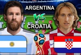 Link Sopcast World Cup 2018: Argentina vs Croatia 22/06 1h00