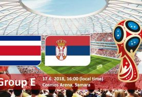 Link Sopcast World Cup 2018: Costa Rica vs Serbia 19:00 17/06/2018