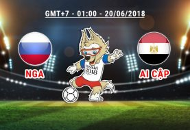 Link Sopcast World Cup 2018: Nga vs Ai Cập 20/06 1h