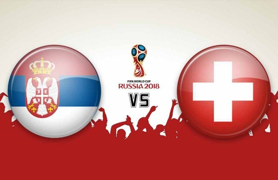 Link Sopcast World Cup 2018: Serbia vs Thụy Sĩ 01:00 23/06/2018