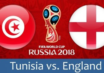 Link xem trực tiếp Tunisia vs Anh World Cup 2018
