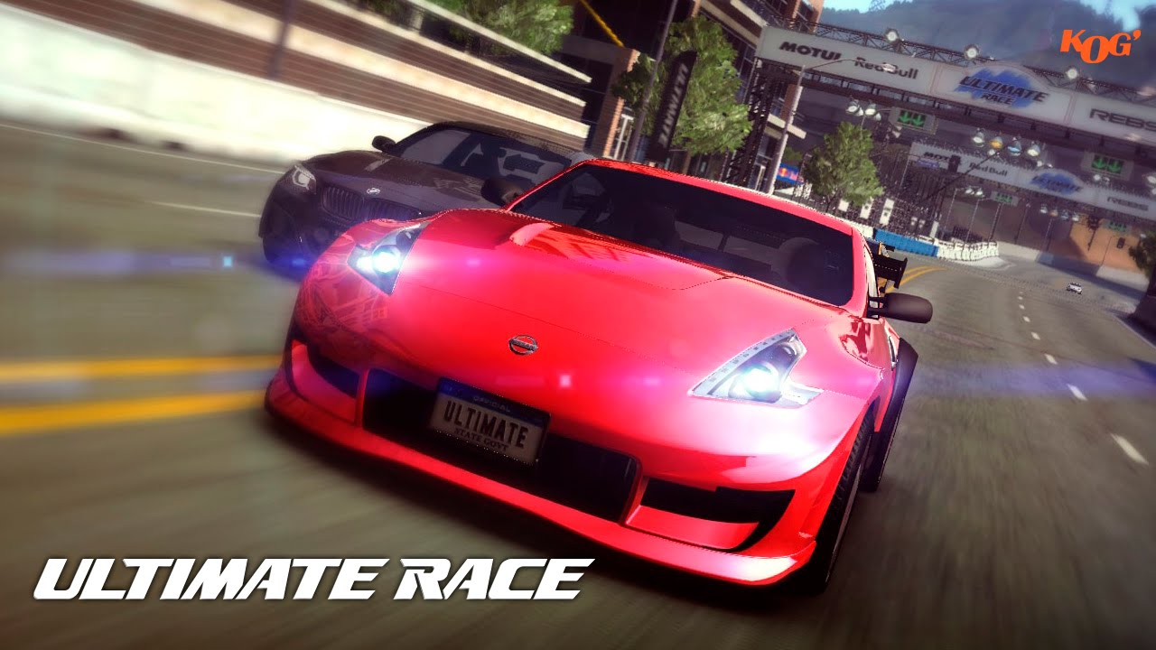 game đua xe hot nhất 2019 Ultimate Race